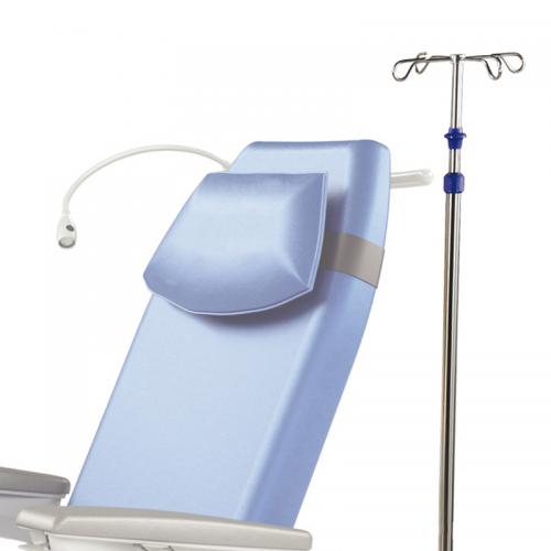 Телескопическая инфузионная стойка